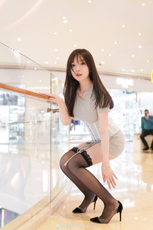 糯美子MINIBabe:除了漫画里现实中也存在这样的妹子呀!第5张