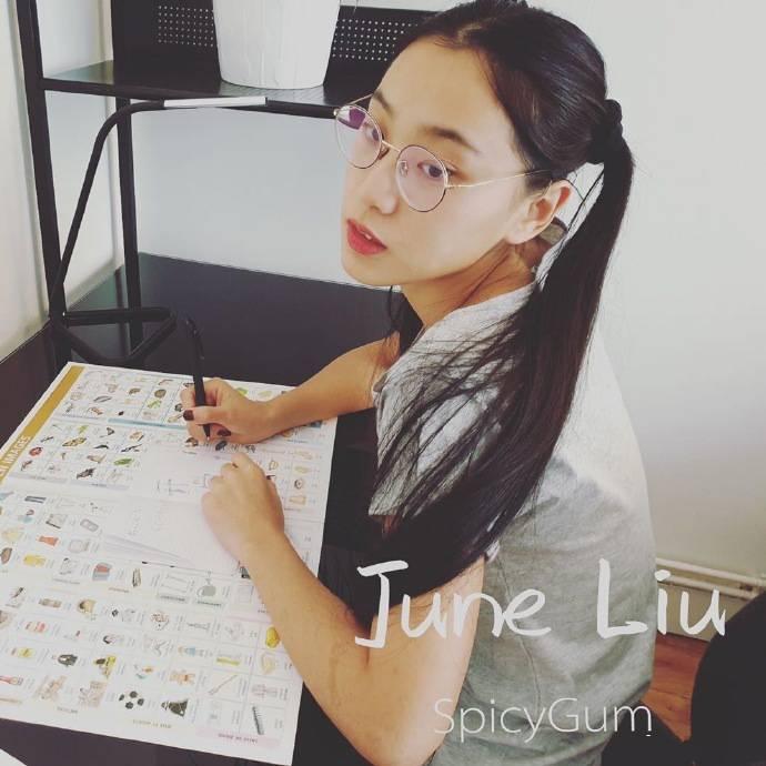 你们说刘玥她的看点到底是什么?  涨姿势 第5张