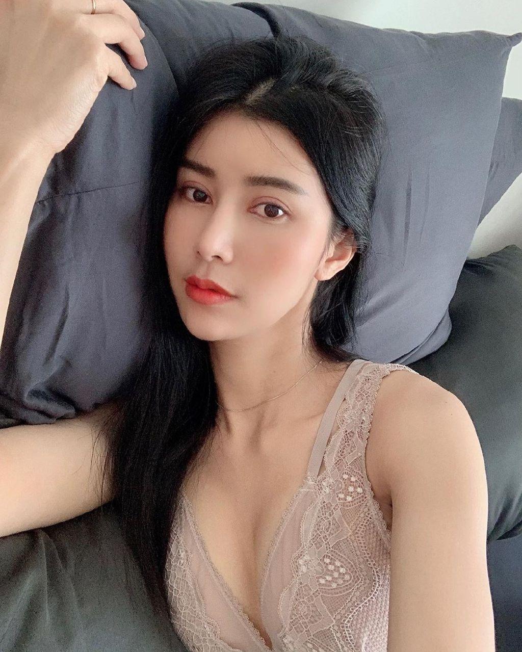 INS美图:来自泰国的模特,你们猜猜是男是女?