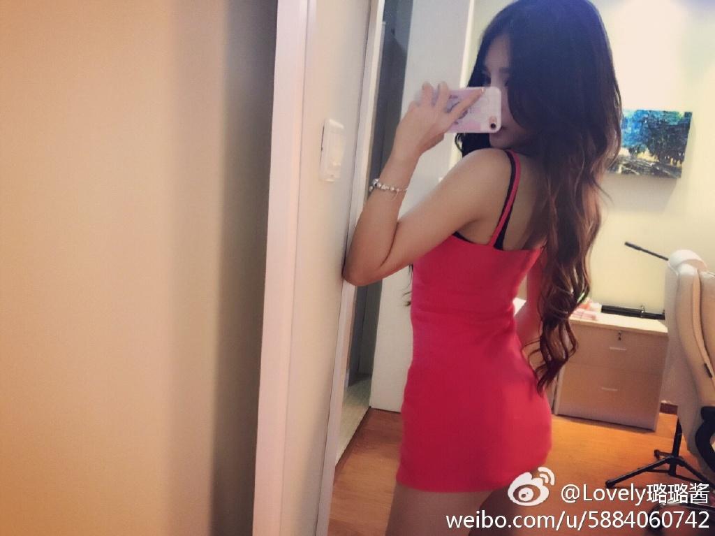 熊猫TV女主播:Lovely璐璐酱 有人说她像允儿! liuliushe.net六六社 第9张