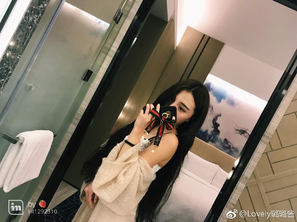熊猫TV女主播:Lovely璐璐酱 有人说她像允儿! liuliushe.net六六社 第8张