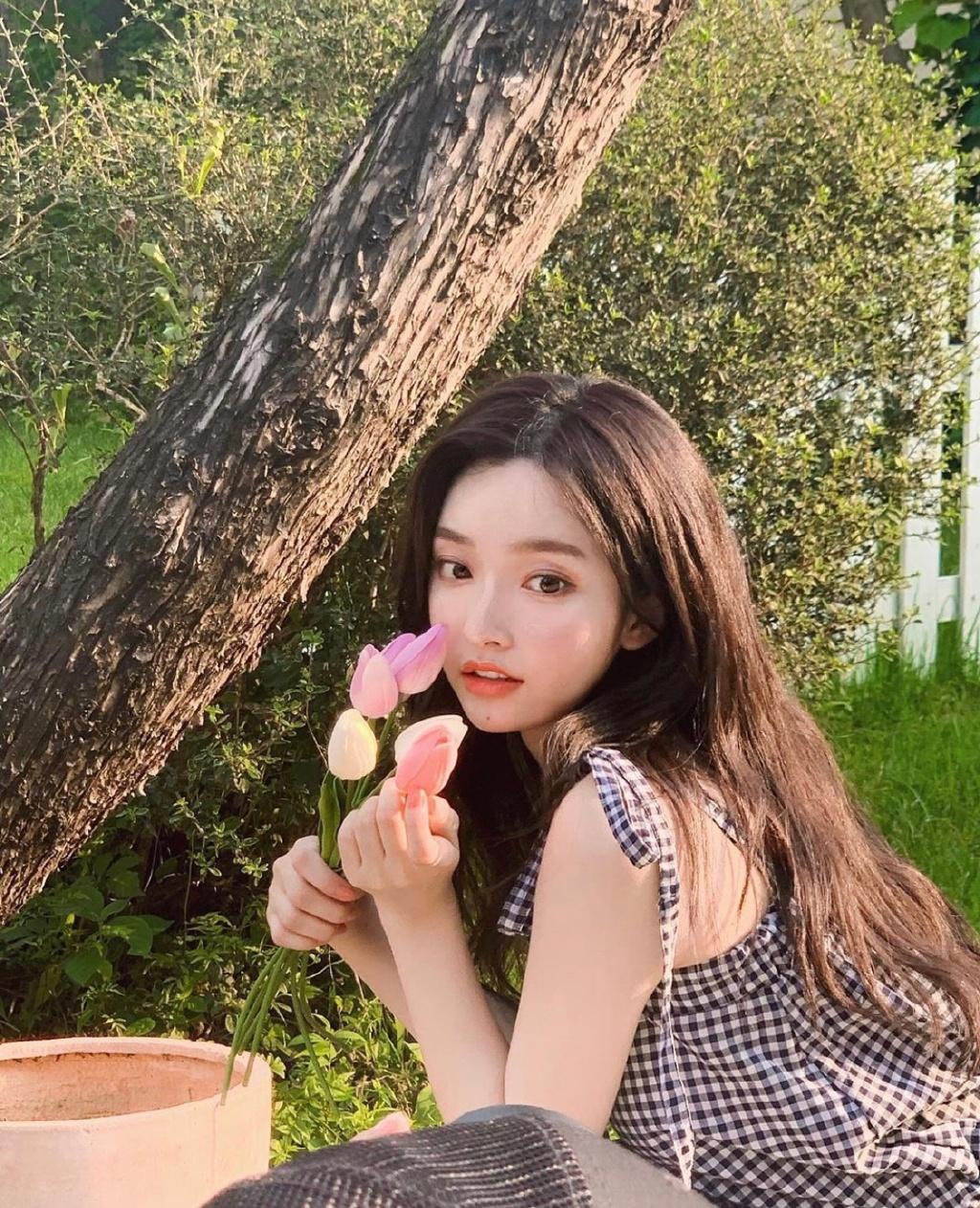 97韩国模特金娜熙