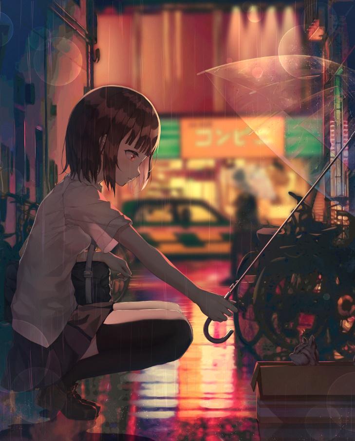 【P站画师】韩国画师sarika/サリカ的插画作品- ACG17.COM