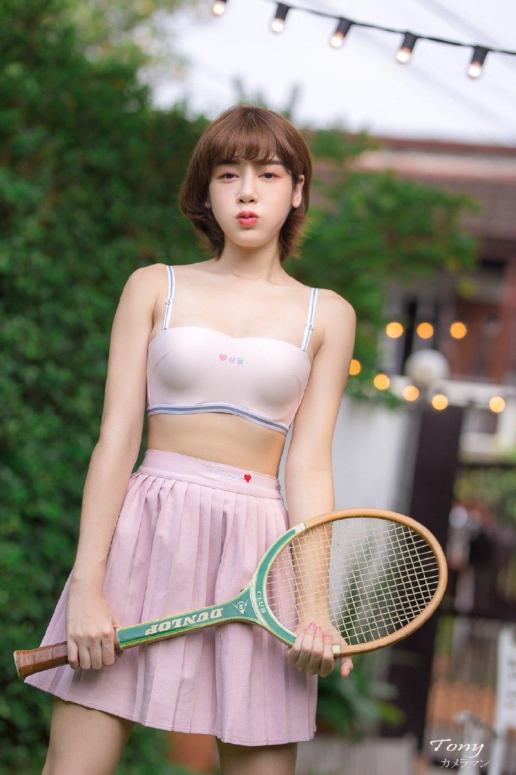 教练我想打网球