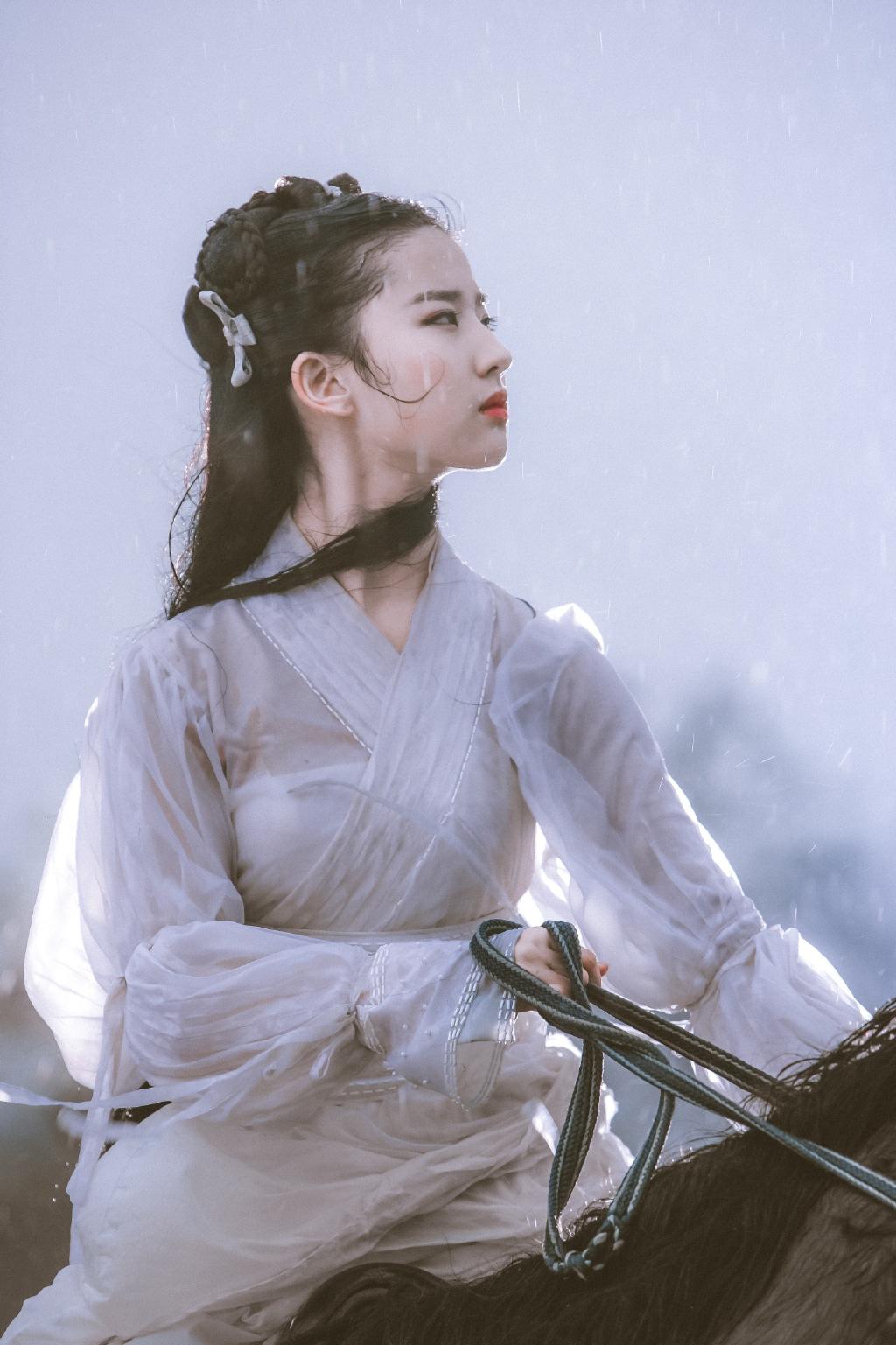 刘亦菲太好看了 真的太好看了!  福利吧 第5张
