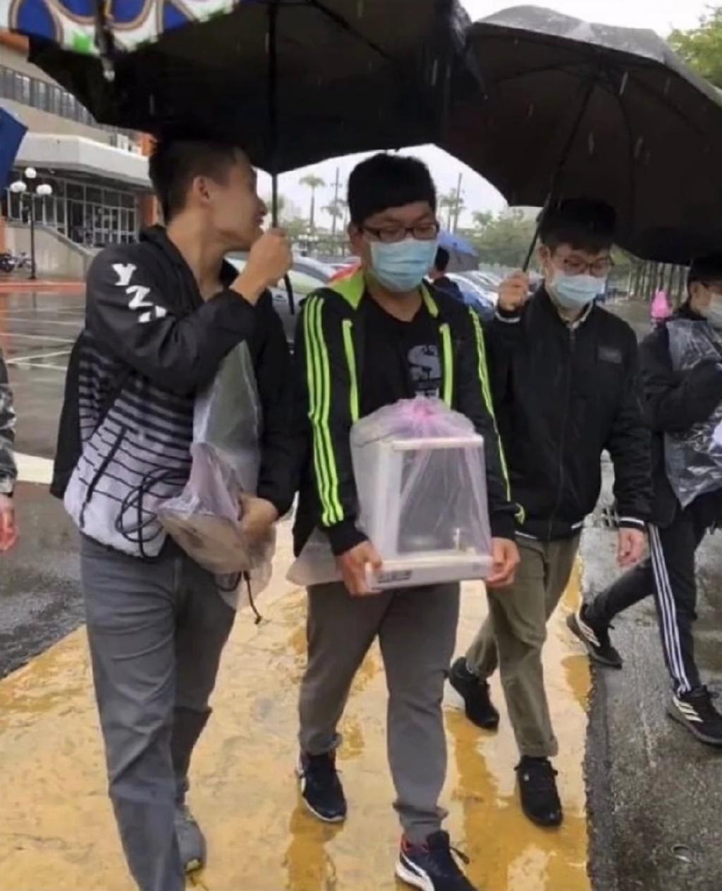 人类在下雨天的迷惑行为,你看懂了吗? liuliushe.net六六社 第2张
