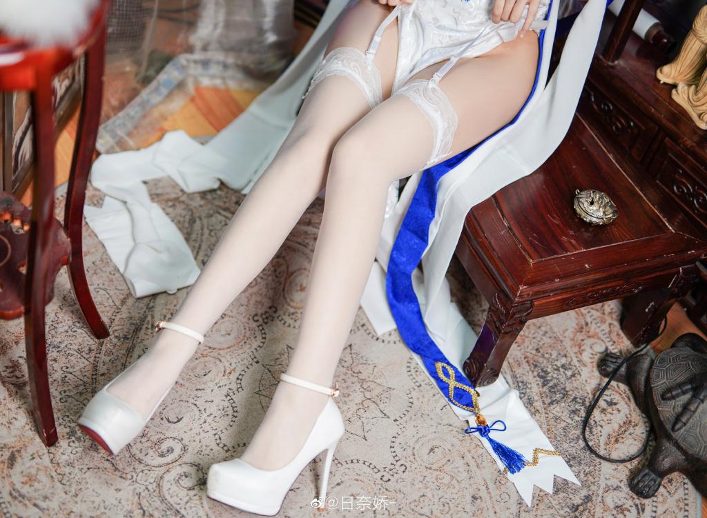 [COS] 碧蓝航线  光辉旗袍cos @日奈娇- COSPLAY-第4张