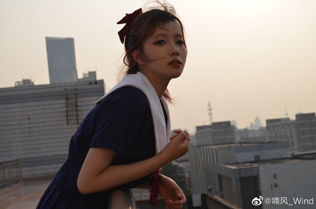 [JK制服正片]白雪姬 jk日常 小姐姐 时尚-第7张