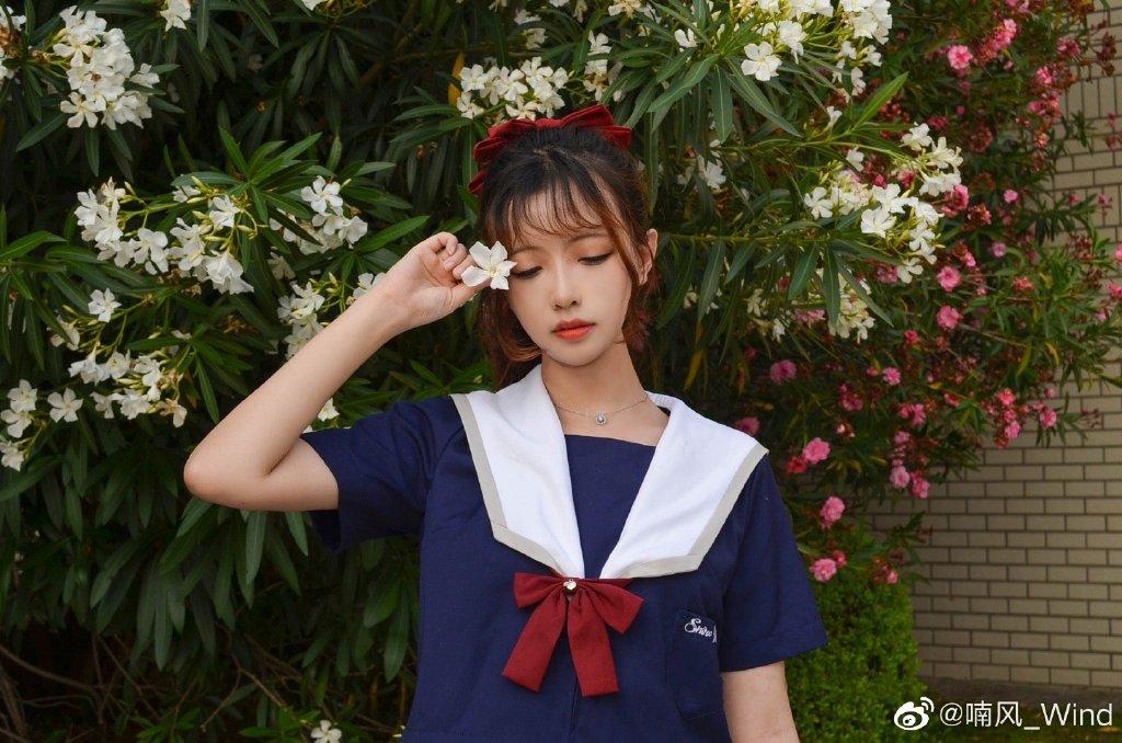 [JK制服正片]白雪姬 jk日常 小姐姐 时尚-第2张