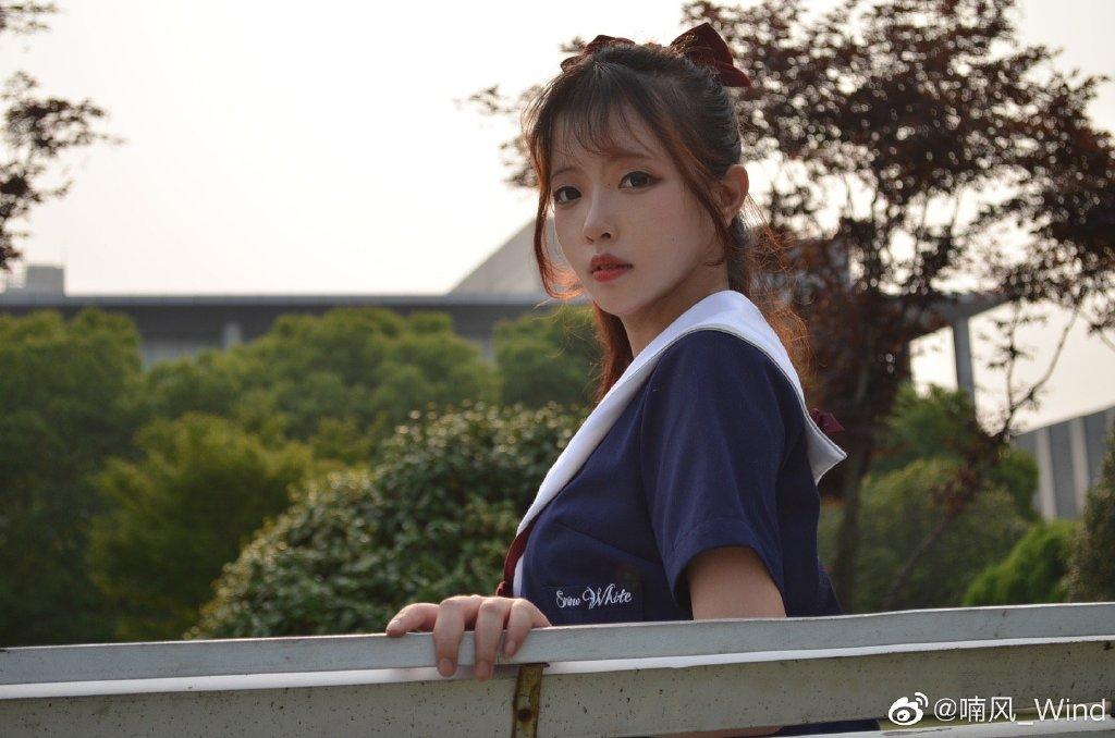[JK制服正片]白雪姬 jk日常 小姐姐 时尚-第1张