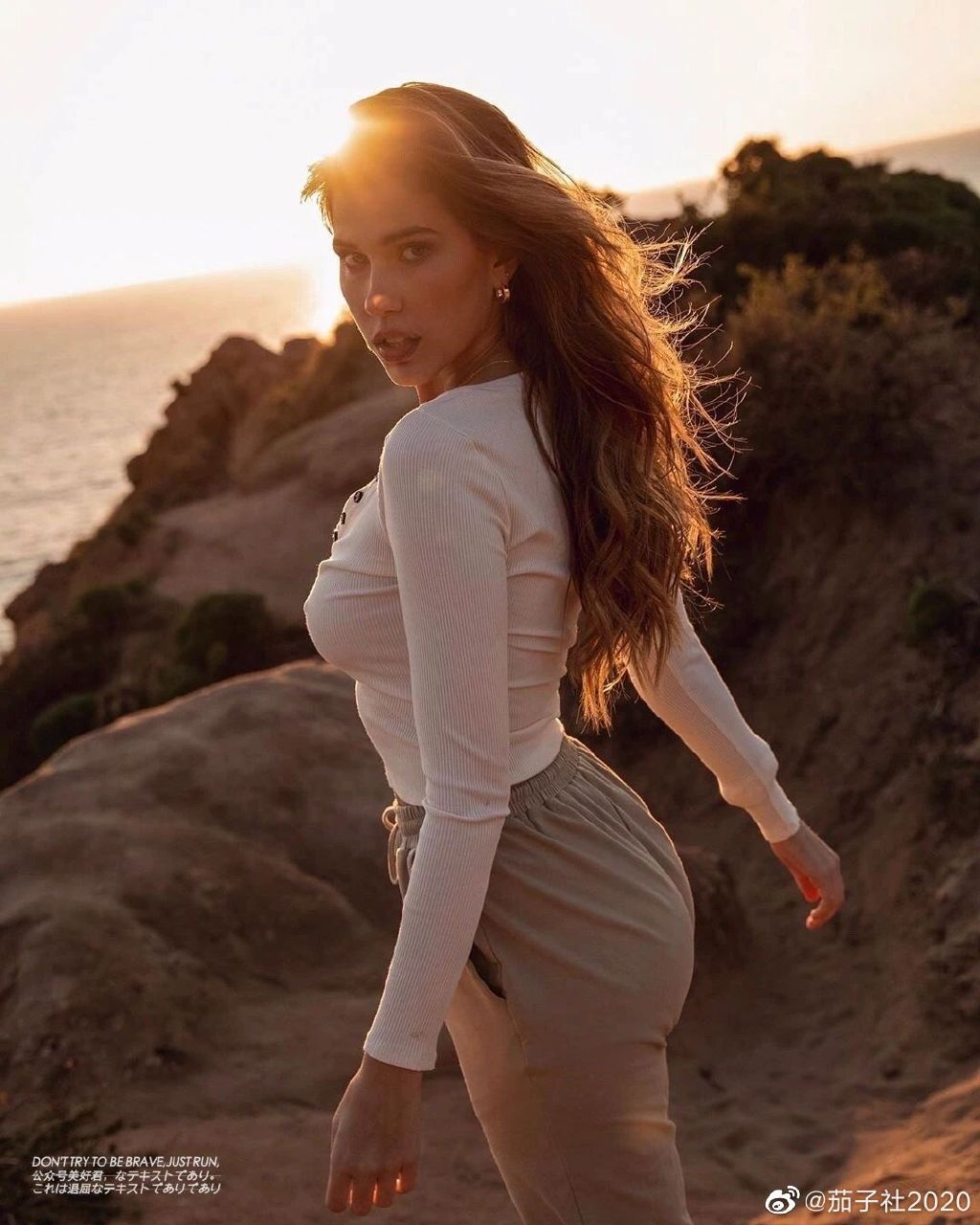 Kara Del Toro 的巨乳会不会被定义为色情低俗 涨姿势 热图7