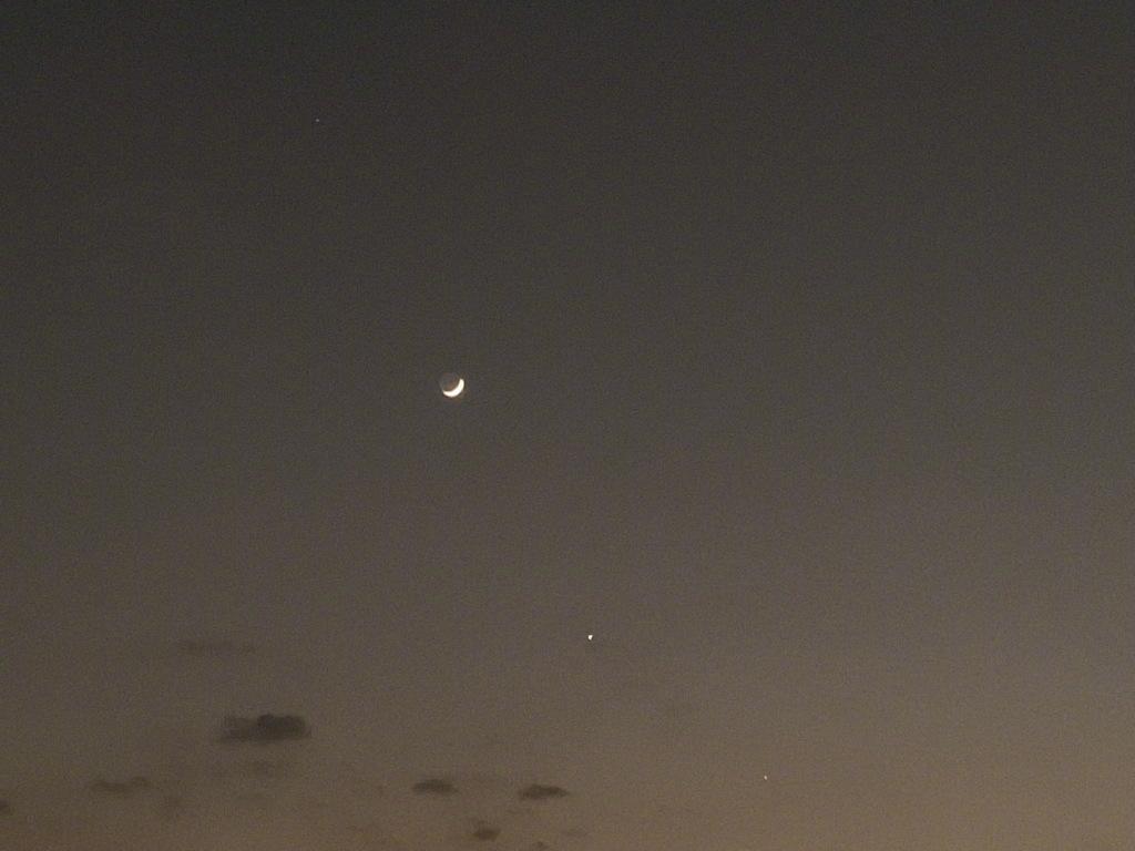 昨晚百年难现的天文奇观——四星连珠你们看到了吗? liuliushe.net六六社 第8张