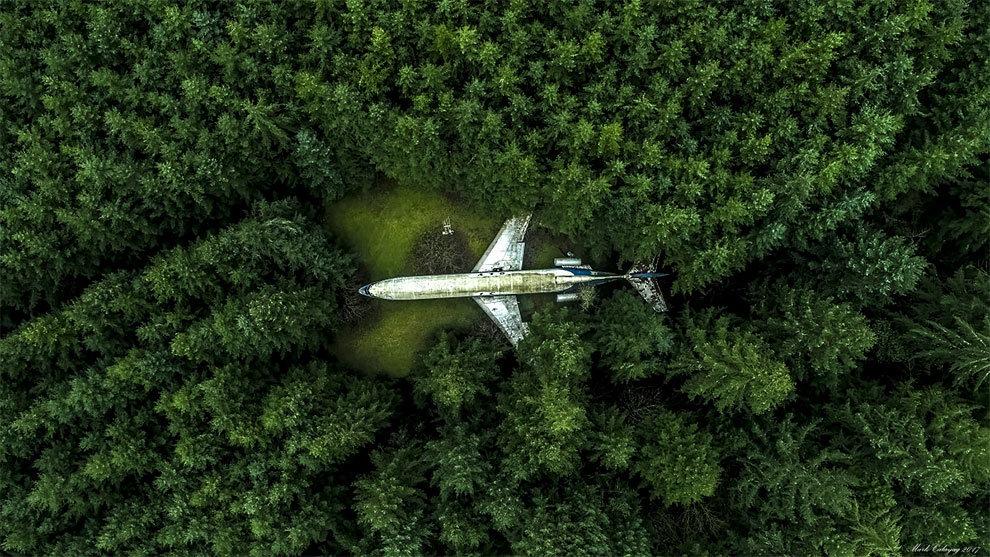 SkyPixel无人机航拍摄影的一组优胜作品。 