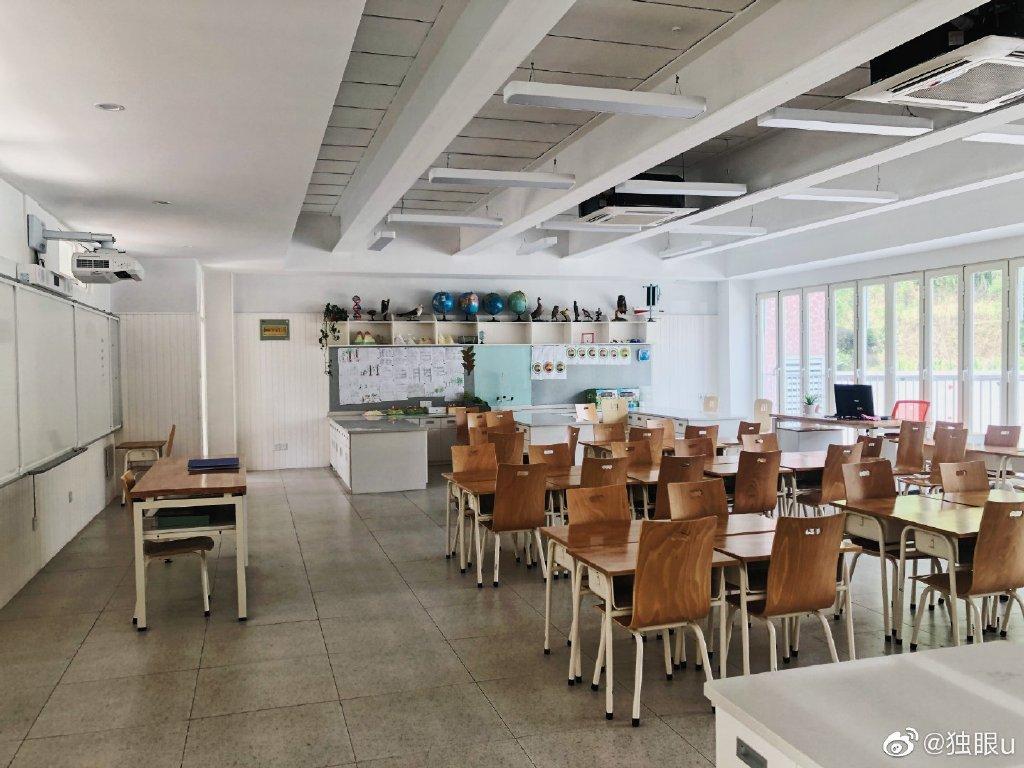 这居然是一所杭州千岛湖的乡村小学,你敢信? 涨姿势 热图8