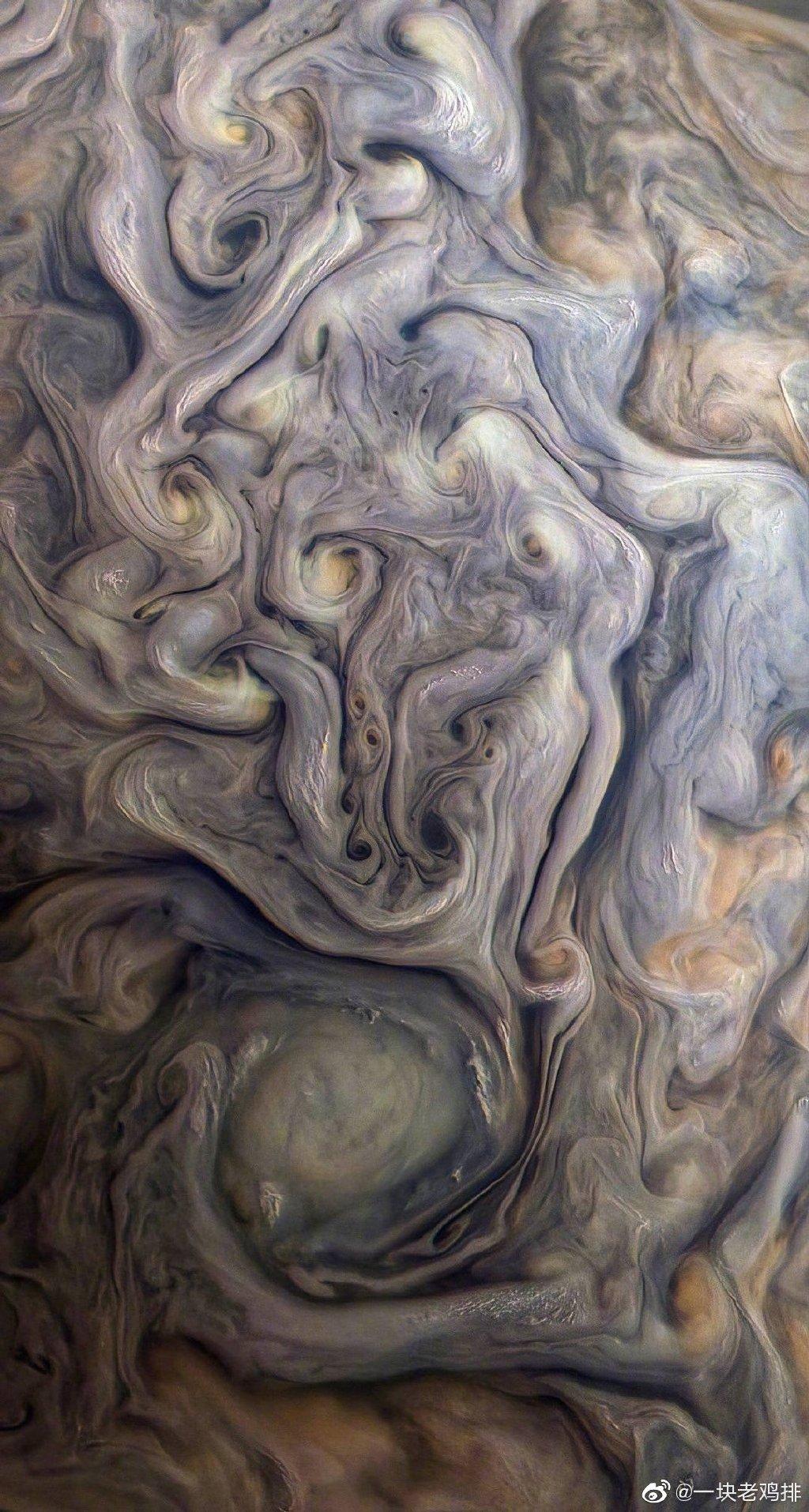 震撼!太阳系星球内部360°全景样貌实况图 liuliushe.net六六社 第4张