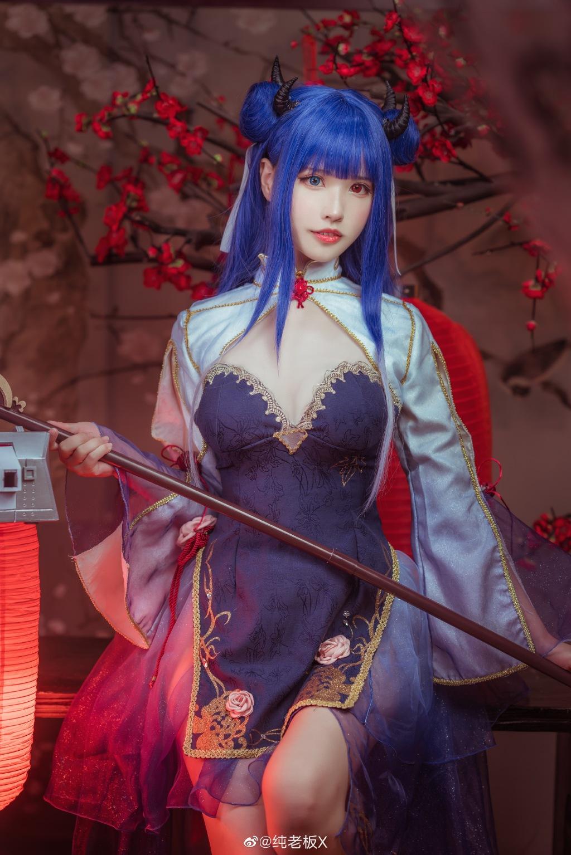 [COS]碧蓝航线  cosplay伊吹 @O纯老板X COSPLAY-第8张