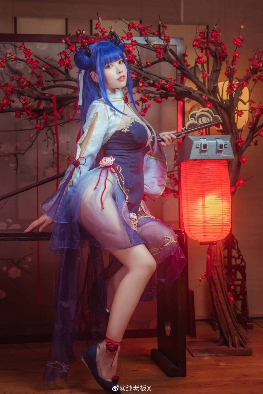 [COS]碧蓝航线  cosplay伊吹 @O纯老板X COSPLAY-第10张