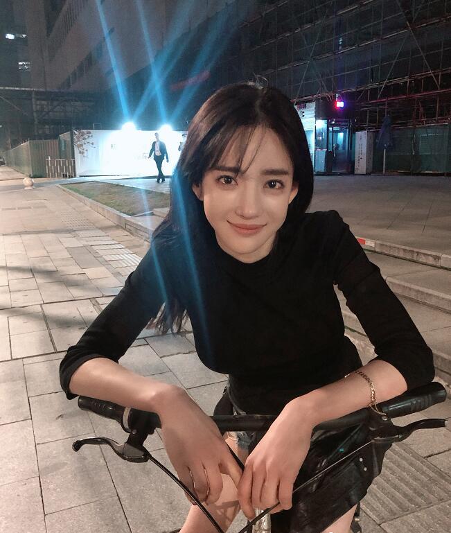 韩国模特潘南奎生活照,花10亿整成Baby,美不美? 福利吧 第4张