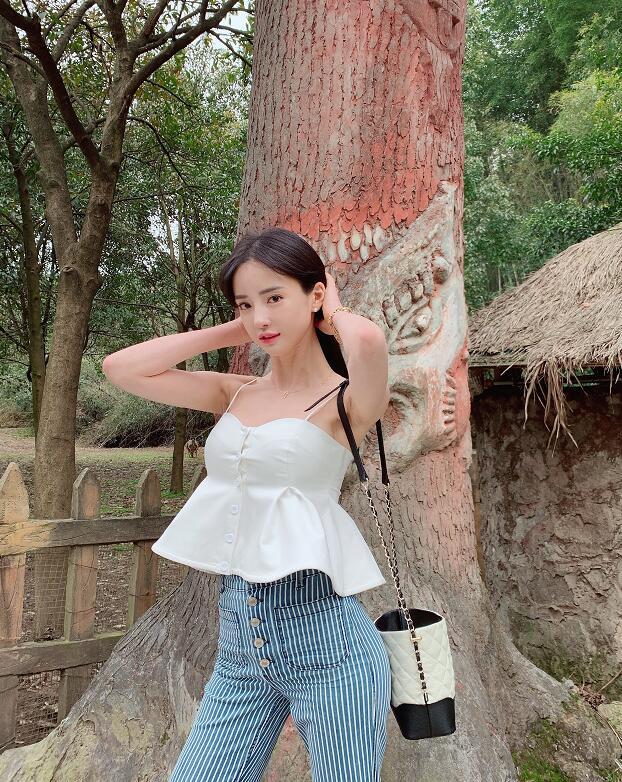 韩国模特潘南奎生活照,花10亿整成Baby,美不美? 福利吧 第5张