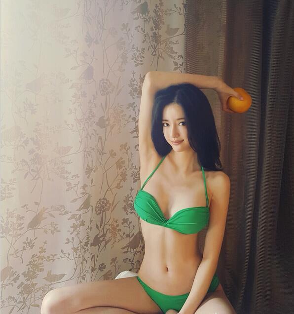 韩国模特潘南奎生活照,花10亿整成Baby,美不美? 福利吧 第8张
