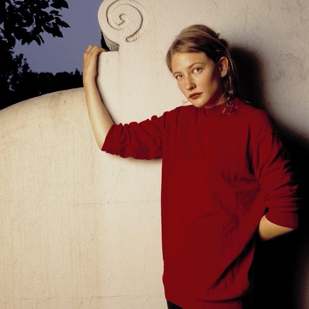 Cate Blanchett  红衣大魔王  涨姿势 第6张
