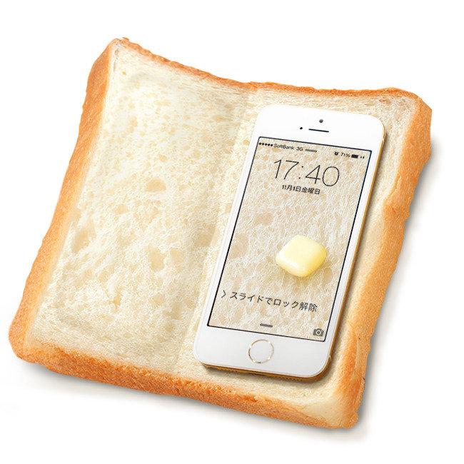 你以为我是面包,其实我是手机壳哒! 涨姿势 第2张