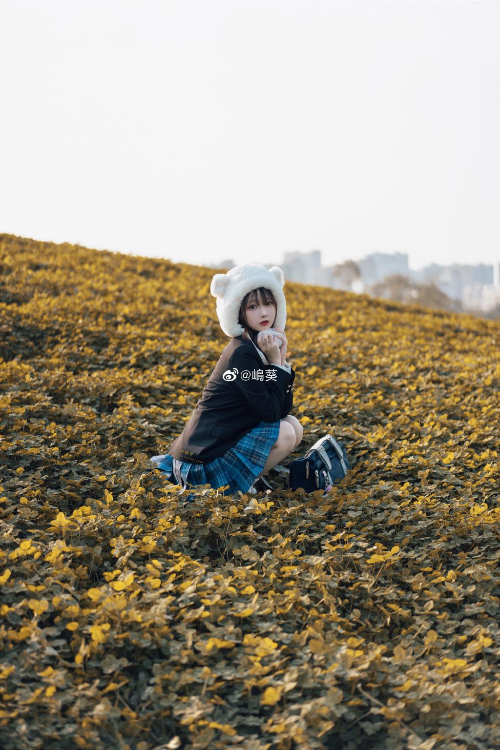 今日妹子图 20200520 圆脸二次元cosplay妹子 @嶋葵 liuliushe.net六六社 第5张