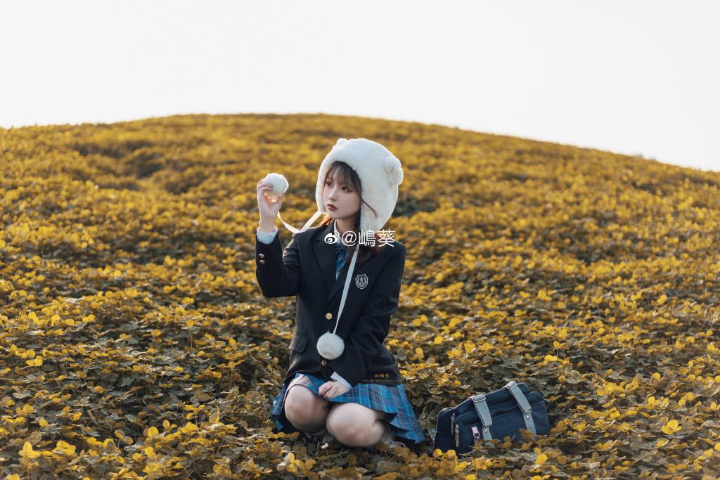 今日妹子图 20200520 圆脸二次元cosplay妹子 @嶋葵 liuliushe.net六六社 第1张