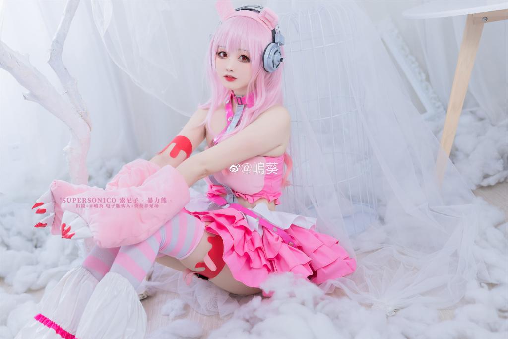 今日妹子图 20200520 圆脸二次元cosplay妹子 @嶋葵 liuliushe.net六六社 第2张