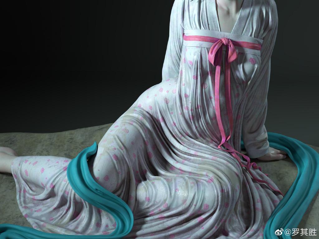 杨贵妃在马嵬坡前的哀伤 涨姿势 第7张