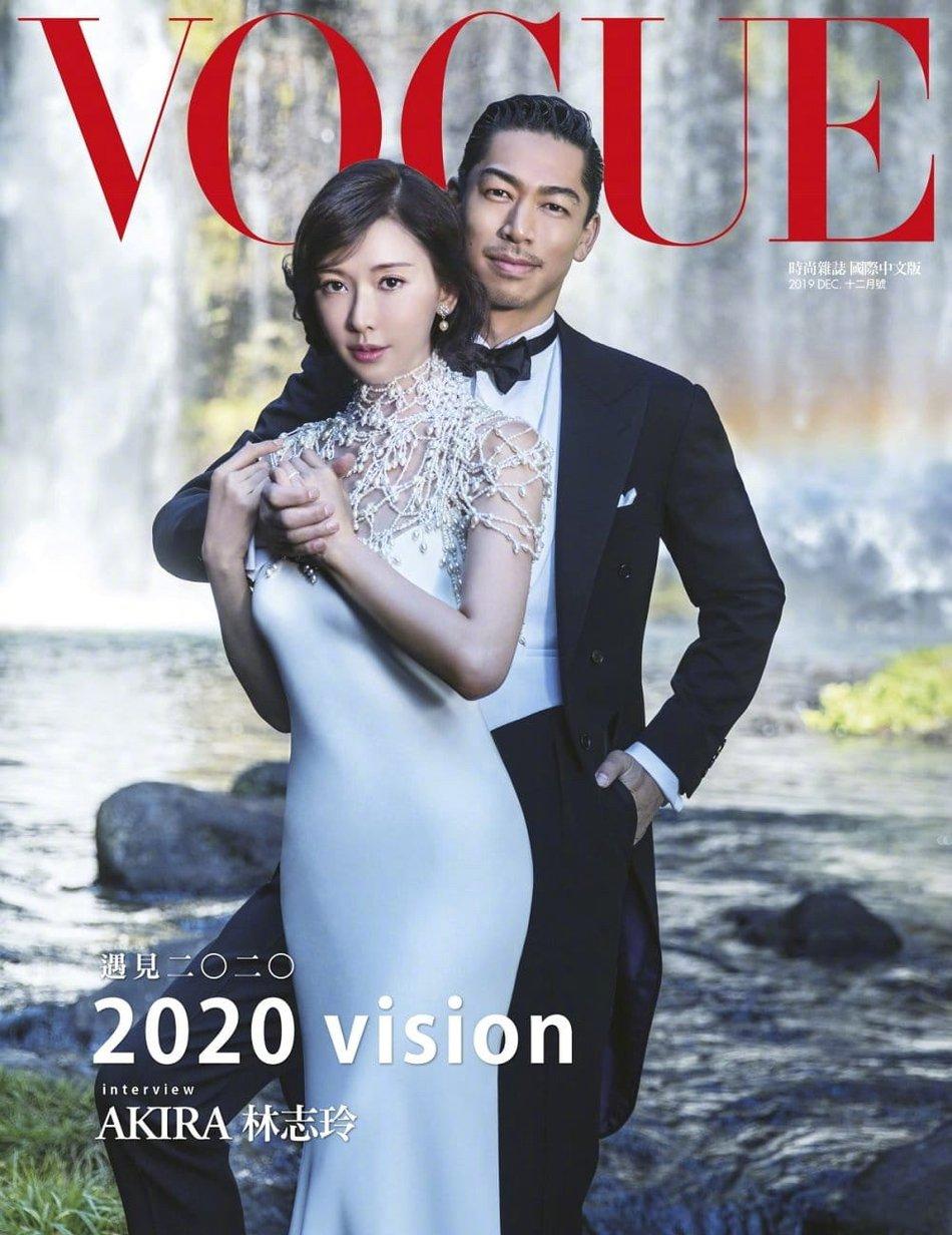 林志玲采访中透漏与老公相识相爱细节 涨姿势 第8张