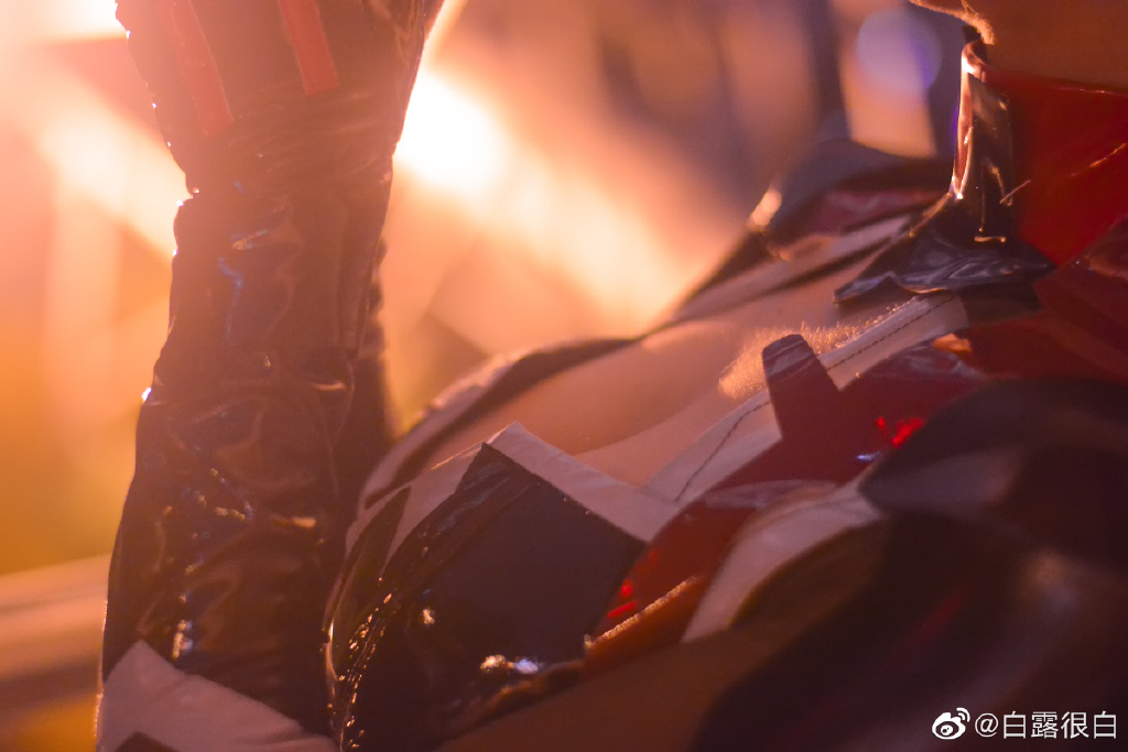 [COS]《新世纪福音战士》 EVA 绫波丽 @白露很白 COSPLAY-第5张