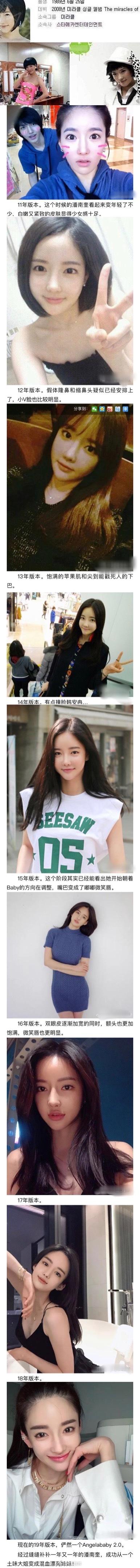 讲真,你们第一次看见潘南奎 有被她的美貌所吸引吗? liuliushe.net六六社 第6张