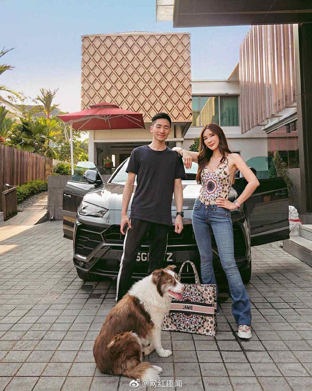 还记得花式炫富的新加坡网红蔡欣颖吗?