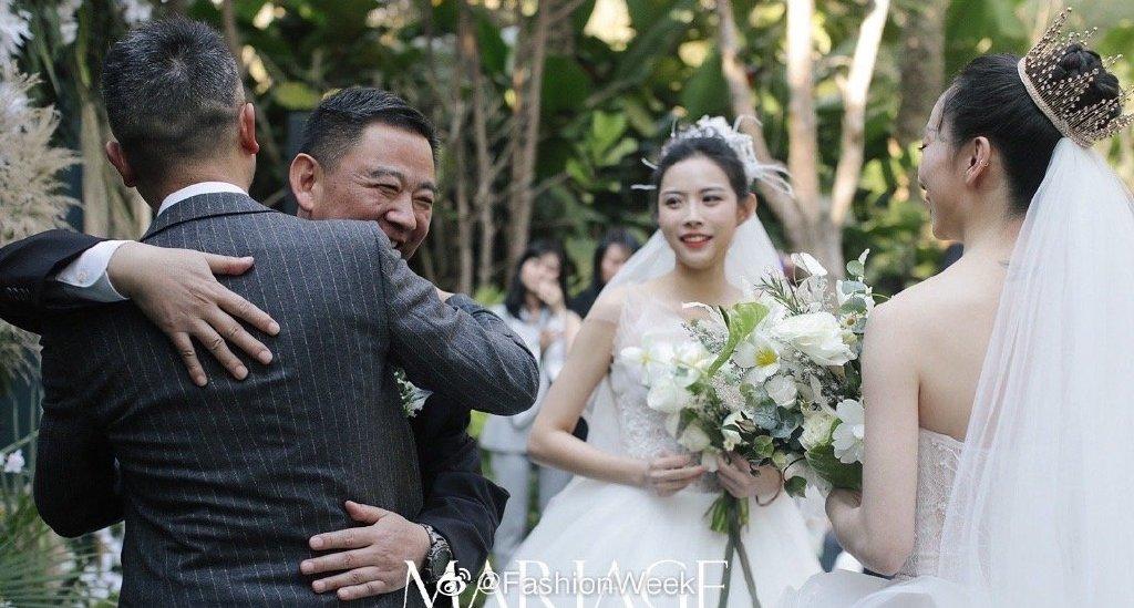 这不是一场同性恋婚礼,这就是一场婚礼。又自然又美好,双方家长也了不起 涨姿势 第8张