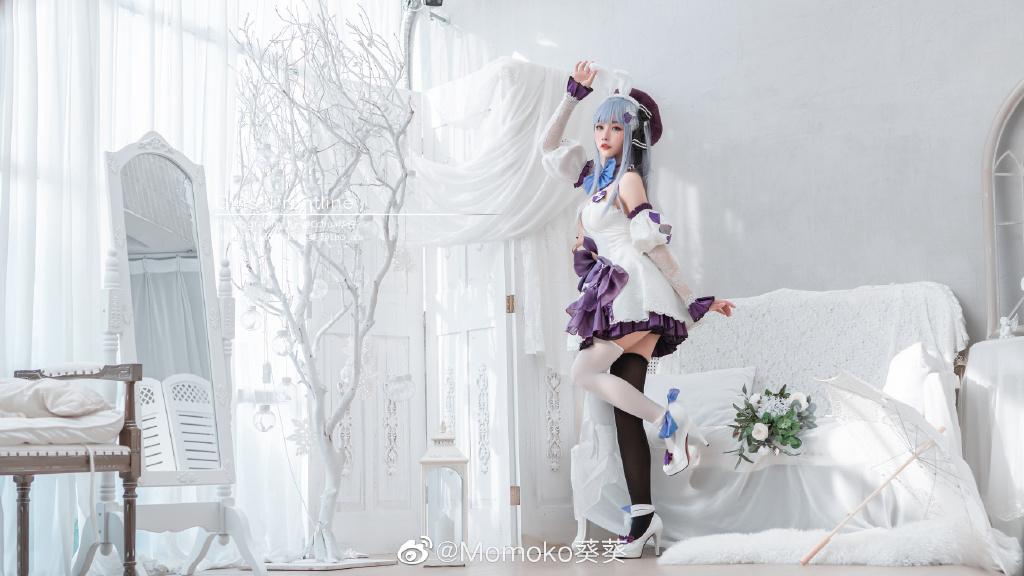 [COS]少女前线 HK416 🍬千宵草味的锡纸糖🍬 @Momoko葵葵 COSPLAY-第10张