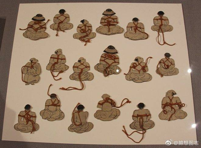 日式绳缚的起源 日本古武术之一:捕绳术 liuliushe.net六六社 第8张