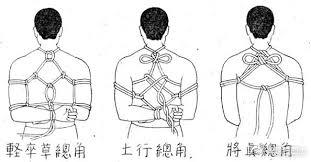 日式绳缚的起源 日本古武术之一:捕绳术 sihaiba.com四海吧 第11张