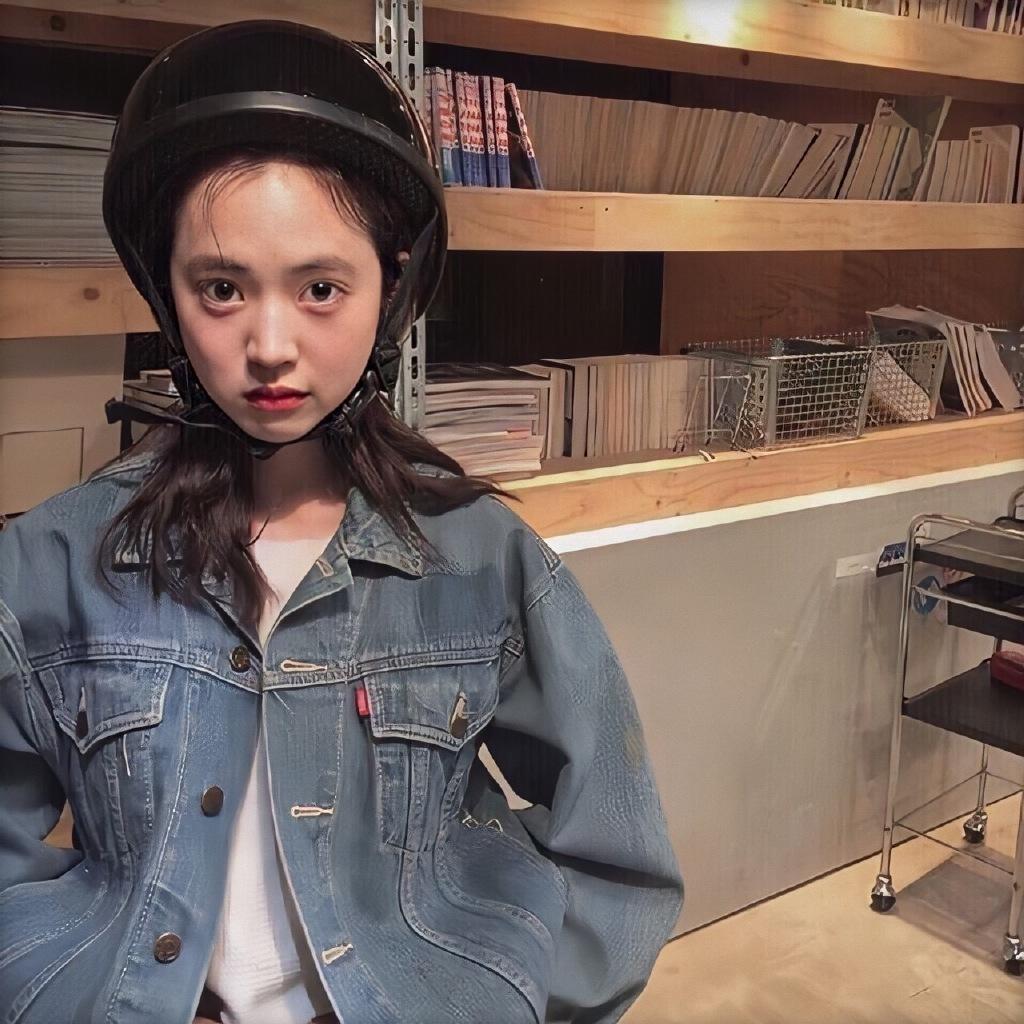 藤田素颜和化妆有啥区别????我落泪 涨姿势 第7张