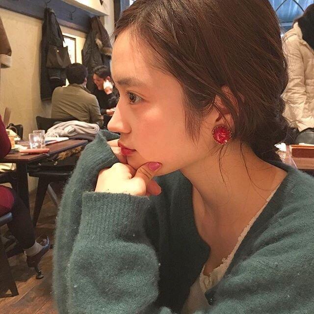 藤田素颜和化妆有啥区别????我落泪 涨姿势 第8张