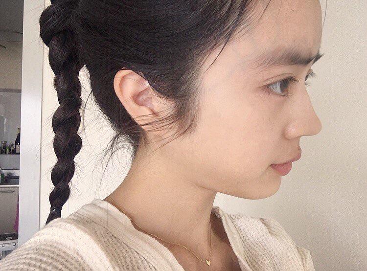 藤田素颜和化妆有啥区别????我落泪 涨姿势 第10张