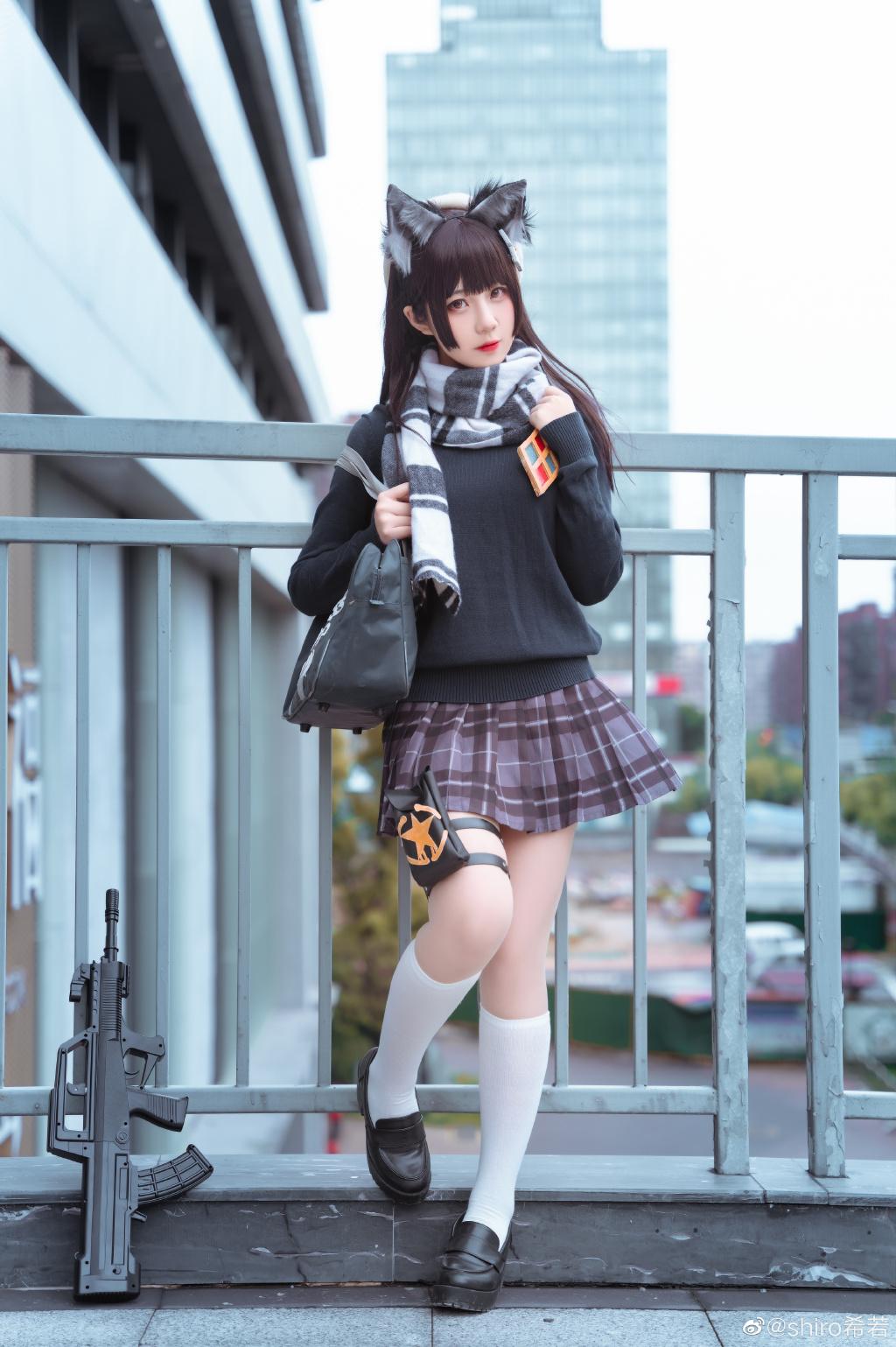 [COS]少女前线cos 少女前线  @shiro希若 COSPLAY-第3张