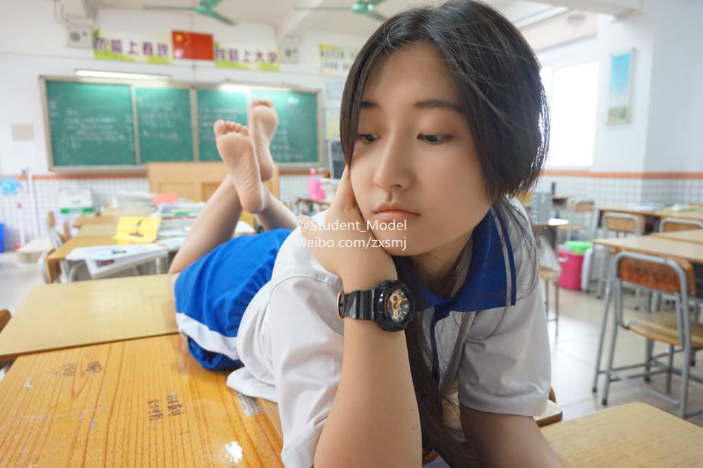 图片[3]-美腿美足Student Model系列合集 3200P分享-福利巴士