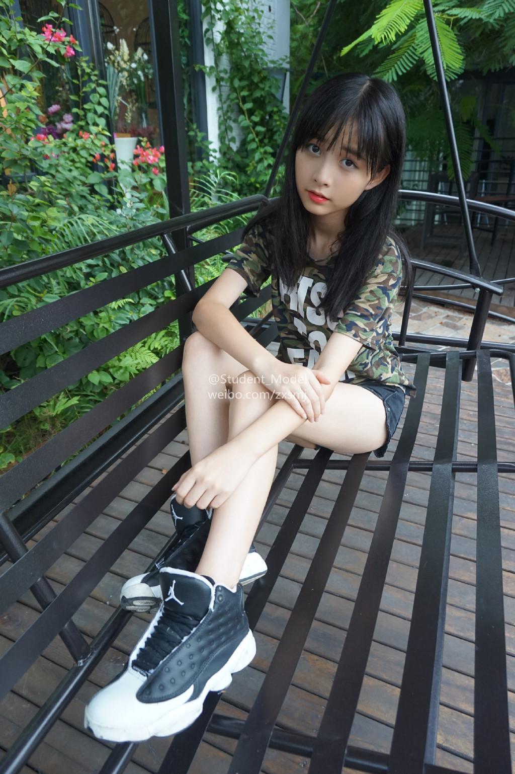 图片[1]-美腿美足Student Model系列合集 3200P分享-福利巴士