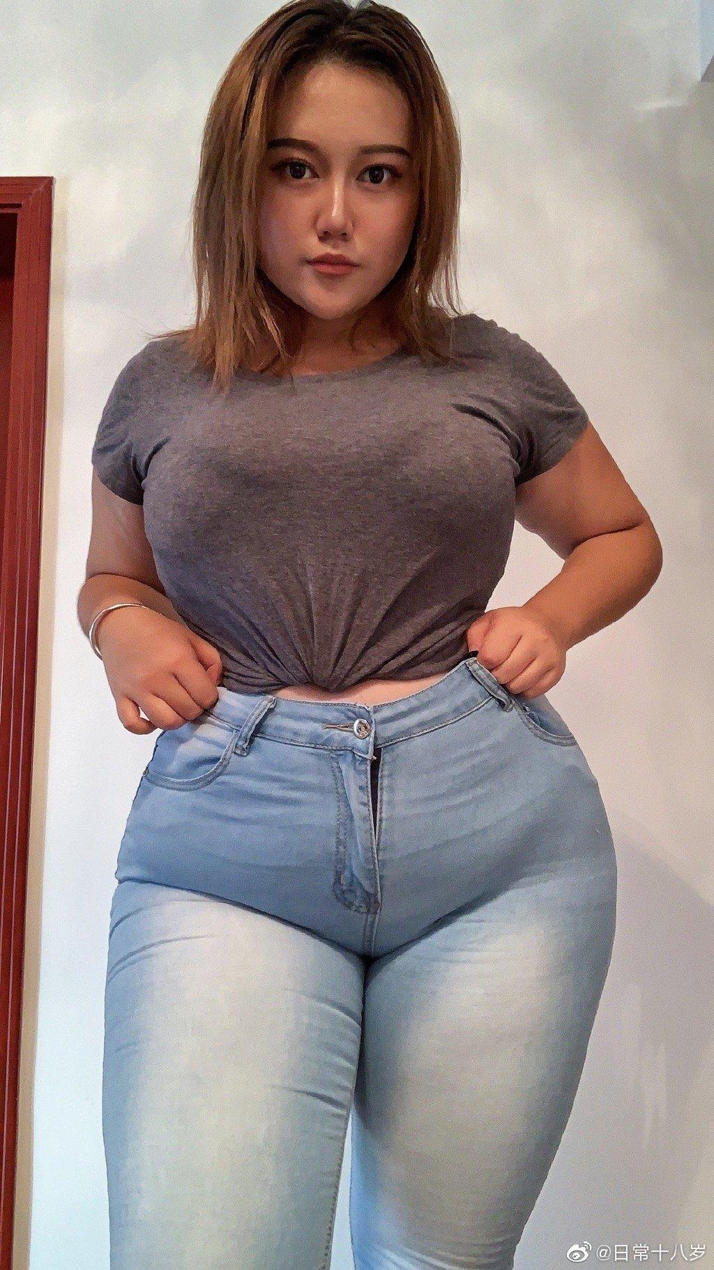 我爱牛仔裤,今天的我好不好看耐? 涨姿势 第3张