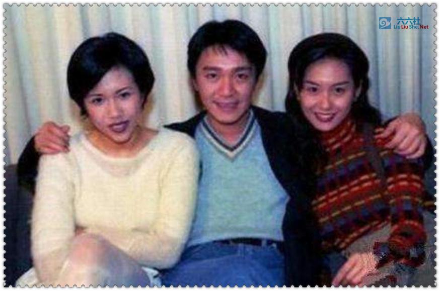 59岁周星驰追求17岁港姐张晓祺 是真的吗? liuliushe.net六六社 第3张