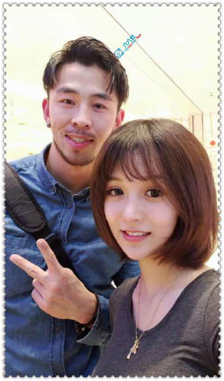 钱枫涉性侵事件涉事女主米兰(小艺)与友人的照片