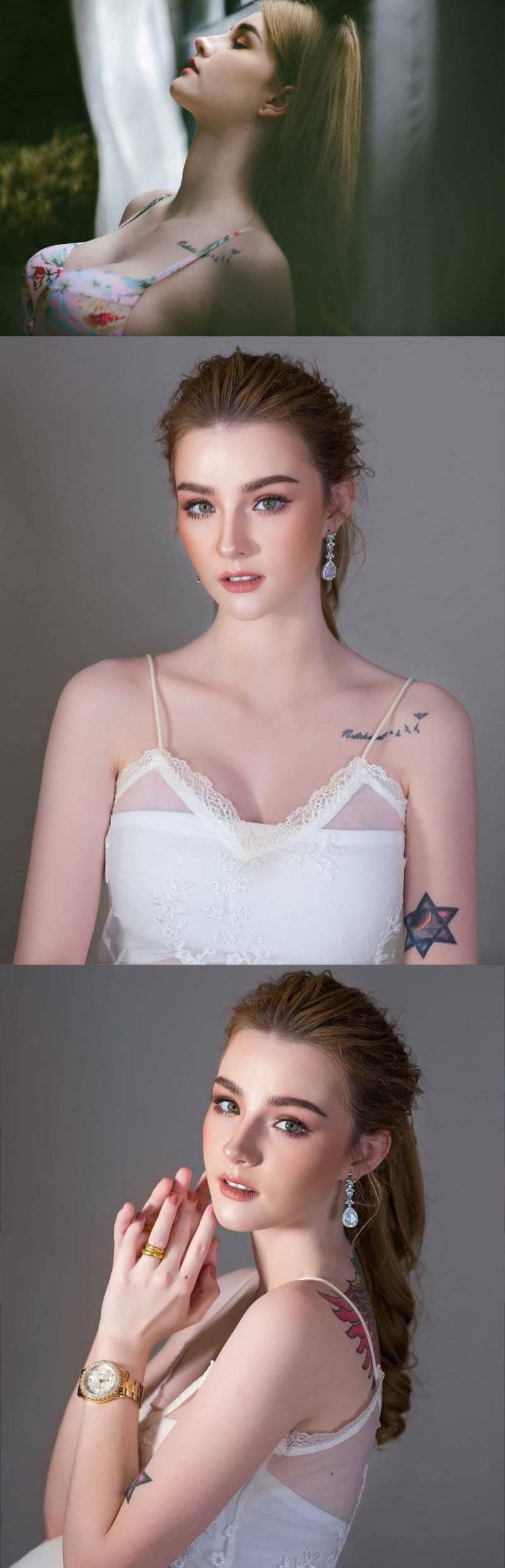 [妹子图]Jessie Vard  养眼图片 第5张