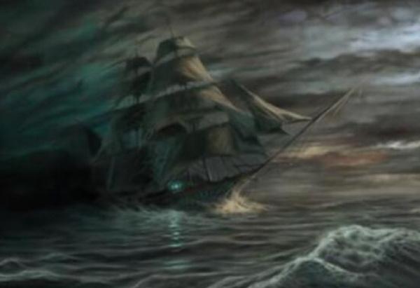 世界十大鬼船排行榜:贝奇摩号独自航行80年