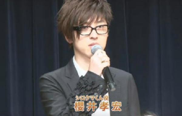 日本十大男声优排行榜:津田健次郎声线低沉且有磁性